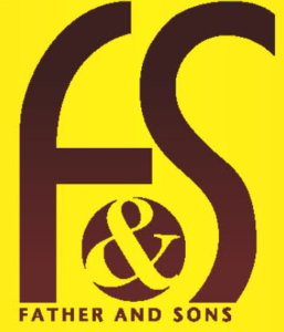 father and sons logo